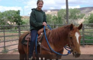 equestrian therapy Utah girls at risk teens