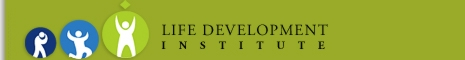 young adult transition and life skills with Life Development Institute