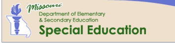 division of special education resources state of Missouri