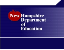 division of special education resources state of New Hampshire