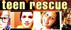 Teen Rescue,a nationwide support service to families in crisis.