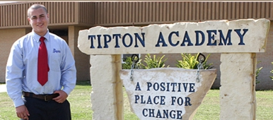 Tipton  Academy for troubled teen boys in Kansas